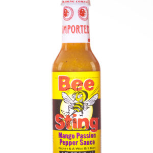 Bee Sting Mango Passion Pepper Sauce