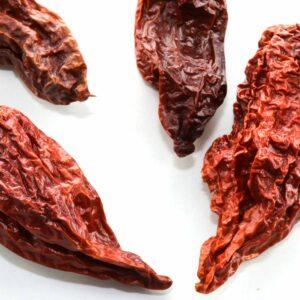 Bhut Jolokia Chocolate getrocknet