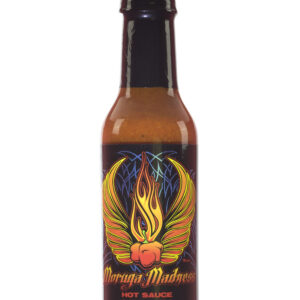 CaJohns Moruga Madness Hot Sauce