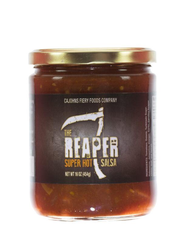 CaJohns Reaper Super Hot Salsa