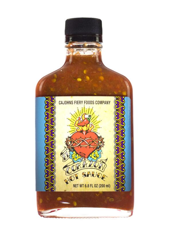 CaJohns El Corazon Hot Sauce