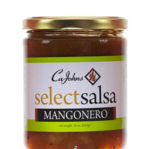 Cajohns Select Salsa Mangonero Flavor
