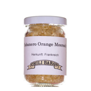 Habanero Orange Meersalz