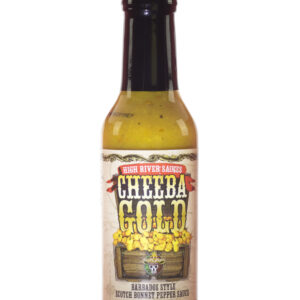 High River Sauces Cheeba Gold Barbados Style Scotch Bonnet Sauce