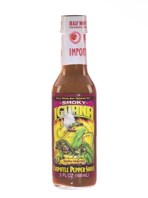 Iguana Chipotle Pepper Sauce
