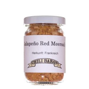 Jalapeno Red Meersalz