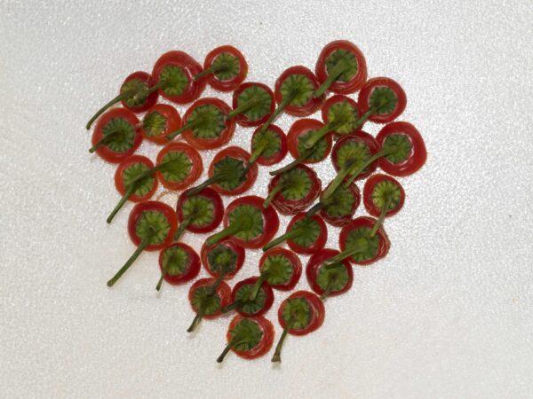 Jalapeno Heart
