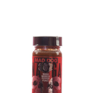 Mad Dog 357 Naga Puree
