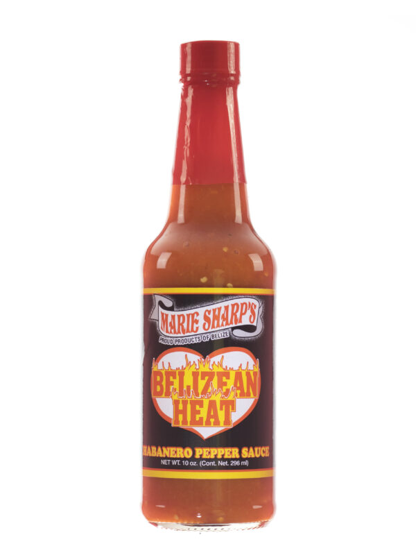 Marie Sharp's Belizean Heat Habanero Hot Sauce (296ml)