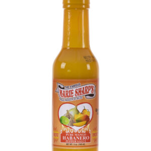 Marie Sharp's Pure Mango Habanero Pepper Sauce