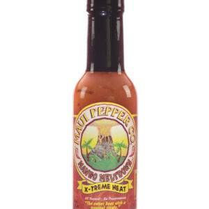 Maui Pepper Mango Meltdown Hot Sauce