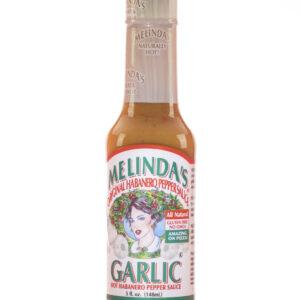 Melinda's Garlic Habanero Pepper Sauce