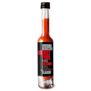 Original Redstone Rocket Fuel Pure Habanero Classic Chili Sauce