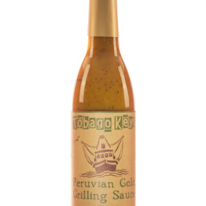 Tobago Keys Peruvian Gold Grilling Sauce